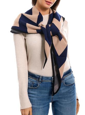 Gradient color atractivă/Vreme rece Eșarfă