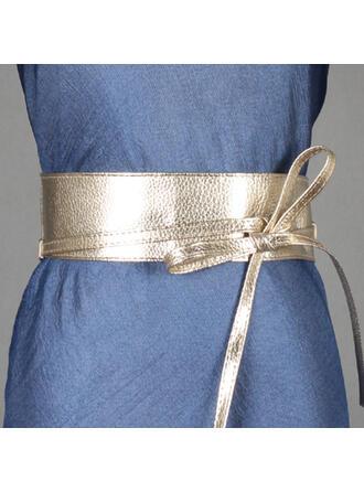Leatherette Ladies' Unisex Girl's Belts