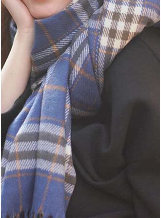グリッド スカーフ