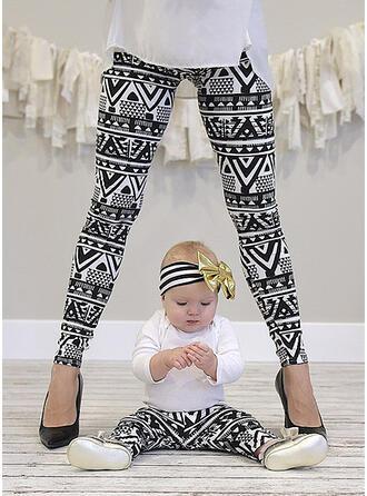 Mamá y yo Raya a juego Pantalones