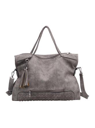 Elegant/Classical/Vintage/Călătorie/Super convenabil Tote Bags/Corpuri de transmisie/Geantă pe Umăr/Hobo Pungi