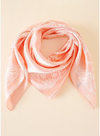 Tisk Šála/Čtvercový šátek