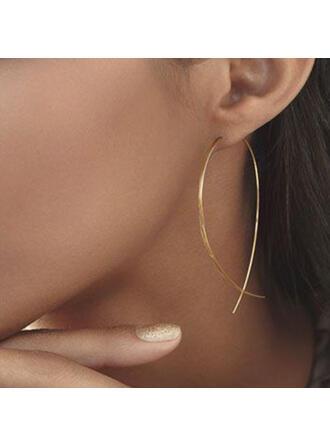 Hottest Alloy Earrings (Set of 2)