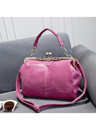 Egyedi/Bájos/Vintage/Bohém stílus Crossbody táskák/Válltáskák/Boston τσάντες/Vödör táskák