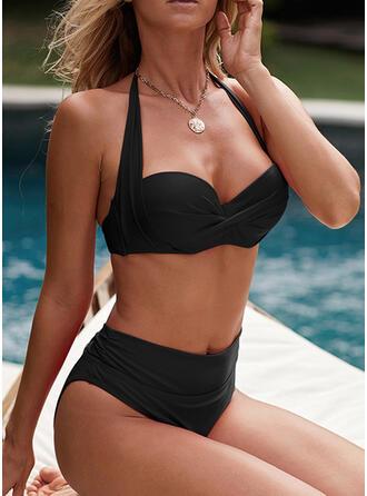 Faire monter Dos Nu Sexy Bikinis Maillots De Bain
