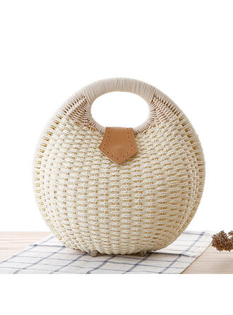 Elegant/Charming/Bohemian Style/Braided Clutches/Tote Bags/Bucket Bags/Storage Bag